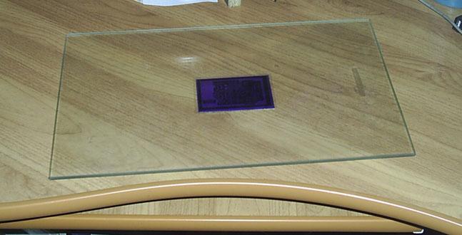 Изготовление печатных плат с помощью фоторезиста
