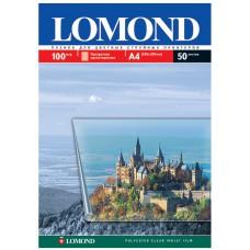 Пленка LOMOND прозрачная для струйного принтера