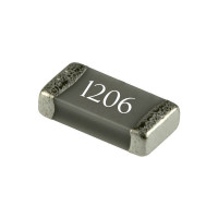 Резистор (SMD) 1206 ( 0.25 Вт)  10 Ом